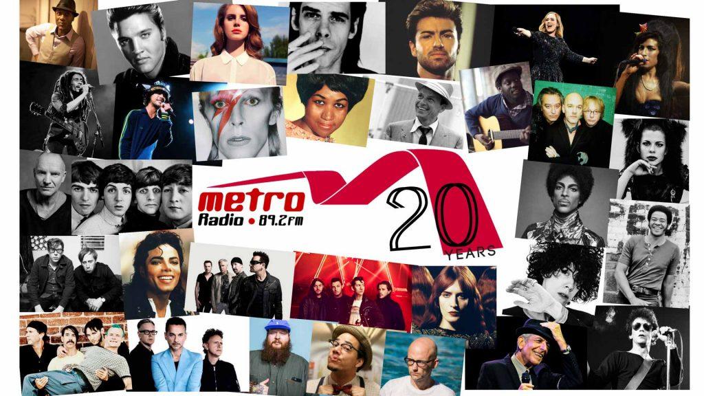 20 Χρόνια Metro 89.2
