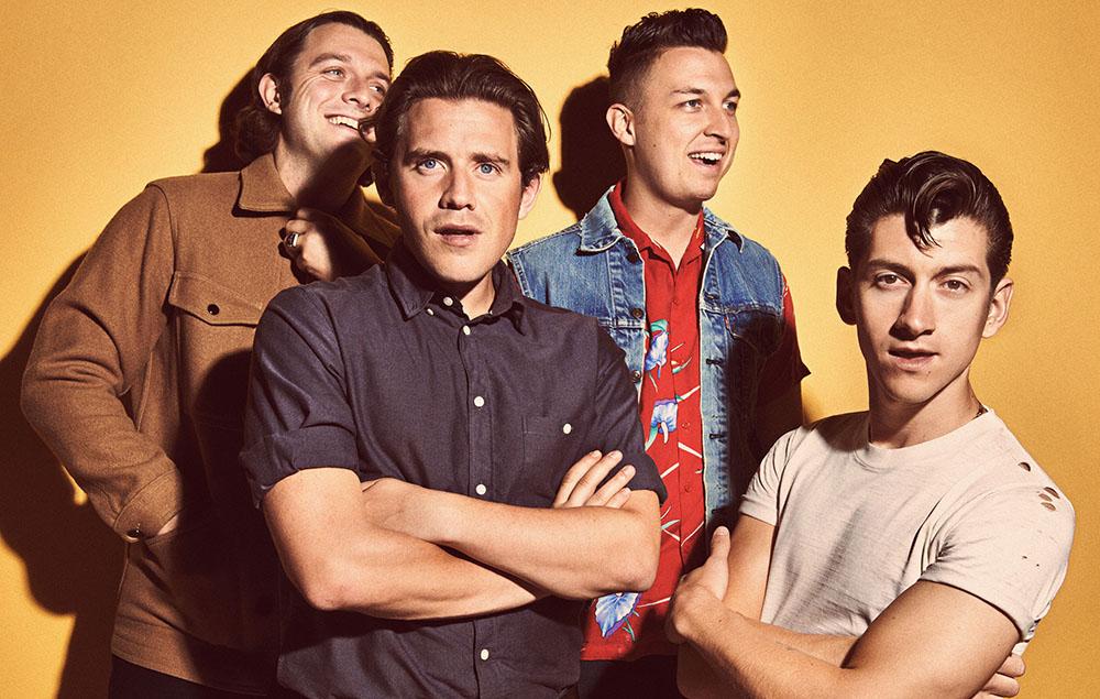 Οι Arctic Monkeys στην Ελλάδα!